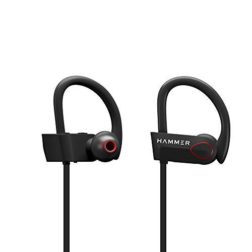 Hammer Zest-H Wireless Sports Earphones (Black)