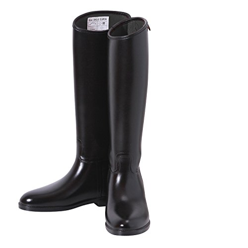 Shires Childrens Rubber Long Riding boot