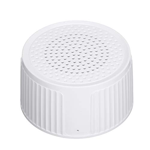 Bluetooth-Lautsprecher Mini-Creative-Anti-verlorene Bluetooth Selfie Lautsprecher TWS Vernetzte bewegliches drahtloses Telefon Audio,Weiß