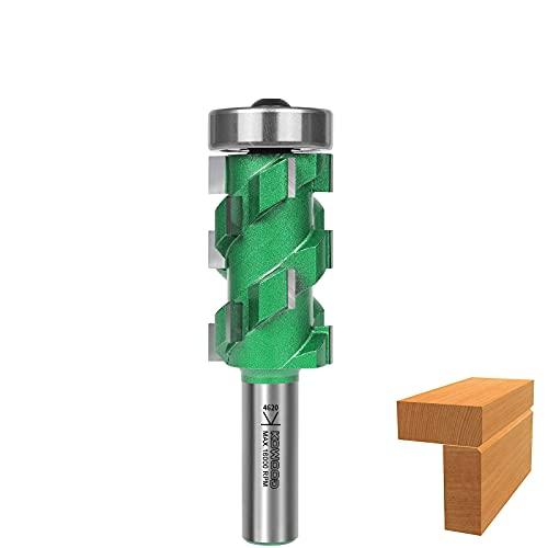 KOWOOD PRO Flush Trim Router Bit(16 Flutes) 1/2