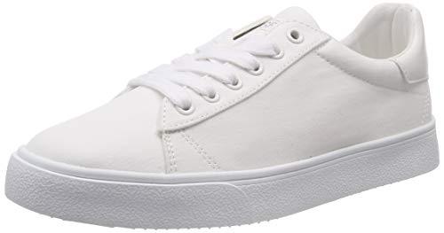 ESPRIT Damen Cherry LU Sneaker, Weiß (White 100), 38 EU