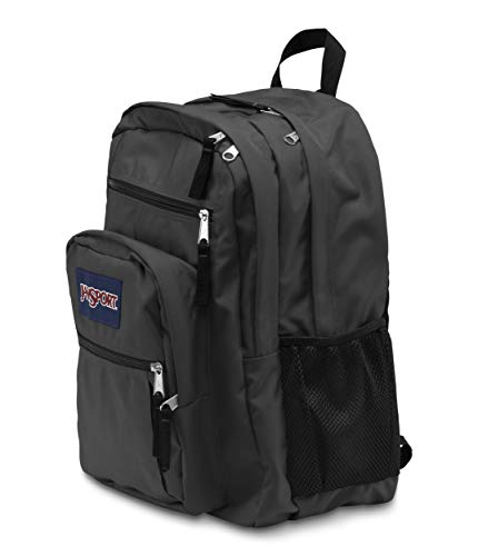JanSport Big Student Backpack(Forge Grey, One Size)