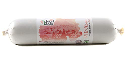 Voof Hundefutter vegan: piglove/vegan menue #22 / 12x400g