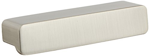 Moen YB8807BN 90 Degree Cabinet Knob and Drawer Pull (1-Pack), Brushed Nickel