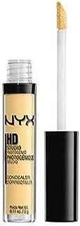 NYX PROFESSIONAL MAKEUP HD Studio Photogenic Concealer Wand, Medium Coverage - Yellow
