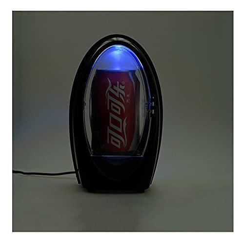 Refrigerador Pequeño PortátilMini Nevera para Enfriar Y Calentar, Mini Refrigerador Portátil para Coche Y Casa, Mini Nevera Portátil para El Skincare Latas De