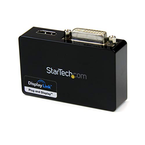 StarTech.com USB 3.0 to HDMI / DVI Adapter ...