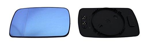 TarosTrade 57-0604-L-2755 Cristal De Retrovisor Calefactable Azul Derecho=Izquierdo Lado Izquierda