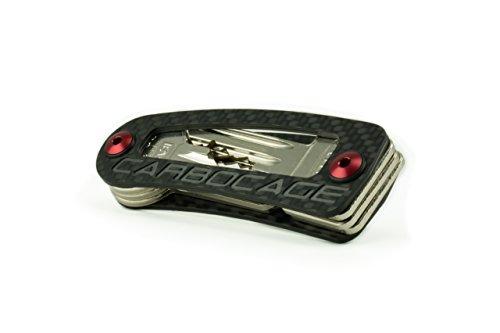 Organizador para llaves Carbocage Keycage, edición en color