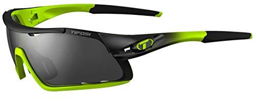 Tifosi Unisex Davos Interchangeable Lens Sonnenbrille, Race Neon, Einheitsgröße