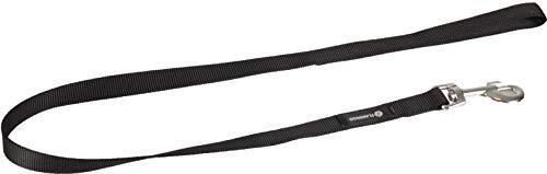 Karlie Leine mit Handschlaufe Art Sportiv Plus, L/XL 100 cm x 25 mm, schwarz