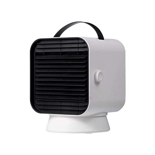 Calentador eléctrico, calentador de espacio pequeño Pequeño calentador eléctrico Calentador de cerámica portátil para oficina Uso interior Uso interior Escritorio de dormitorio Calentador de ventilado