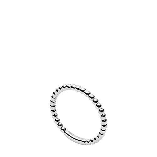 Fossil Damen-Ringe 925 Sterlingsilber mit \'- Ringgröße 53 JFS00451040-6.5