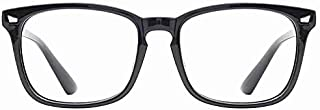 BW Computer Glasses Blue Light Blocking Anti Ray, Unisex, Computer Reading/Gaming/TV/Phones for Women Men, Anti Eyestrain ...