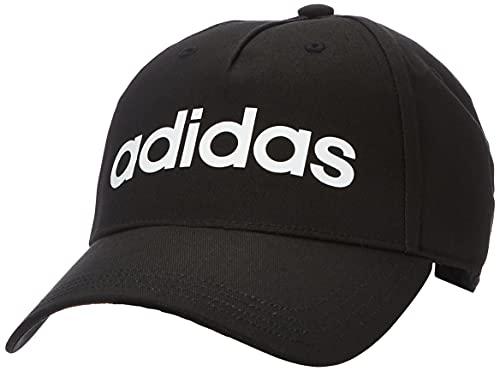 adidas Czapka z daszkiem unisex czarny Czarny (Black Dm6178) Rozmiar uniwersalny