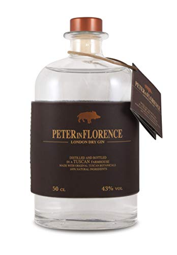 Caffè Corsini Peter In Florence London Dry Gin 500 ml
