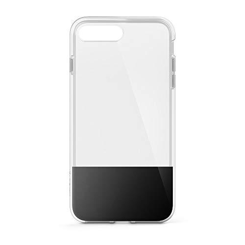 Belkin SheerForce Beschermhoes voor iPhone 8/7 (TPU, Drop Protection, Volledige poort Access) - Zwart, iPhone 8/7 Plus, iPhone 8/7 Plus, Zwart