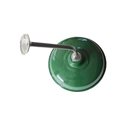 Lighting fixture Kronleuchter wasserdicht Retro Vintage Kronleuchter Emaille Schatten Lampe Industrie und Bergbau Lampenschirm Straßenbiegung Lampe Vintage militärischen grünen Kronleuchter #4