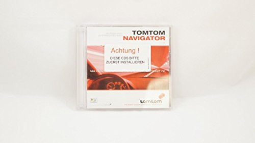 Great Features Of TomTom Navigator 2 Maps of Germany and Austria for Pocket PC 70116.371