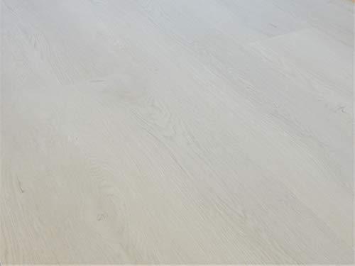 Schnell | Mineral SPC Vinylboden Comfort Holzoptik Dielenformat Klicksystem Stärke 4,0mm Wasserresistent Rigid Floor | 1 Paket = 2,81m² | Art Holz Hell