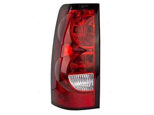 04 chevy truck tail lights - 9