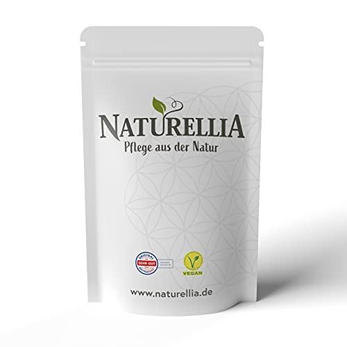 Naturellia 50g Vegan Hyaluronsäure Pulver pur Niedermolekular hochdosiert für Kosmetik Seren Creme Herstellung DIY & zum Einnehmen geeignet