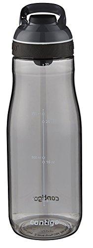 Contigo AUTOSEAL Cortland Water Bottle, 32 oz, Smoke