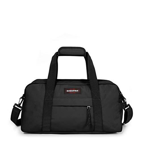 Eastpak Compact + Bolsa de Viaje, 44 cm, 24 Liters, Negro (Black)