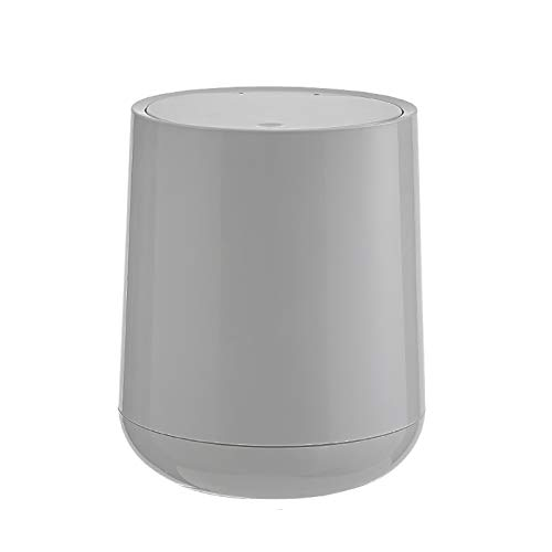 Papeleras La basura de escritorio puede pulsar el papelera de la banda de reciclaje de la chasquesa con la tapa del dormitorio de la tapa del dormitorio de la sala de estar de la bandeja de la papeler