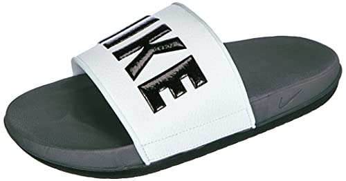 Nike Offcourt, Scarpe da Ginnastica Uomo, Dark Grey/Black-White, 40 EU