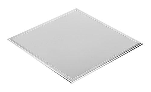 36W LED Panel - 60x60cm Ultraslim Deckenleuchte 2400 Lumen Quadratisch Deckenlampe, Tageslichtweiß 6500K, Wandleuchte Deckenstrahler für Büro Werkstatt Esszimmer Küche von Fairyland