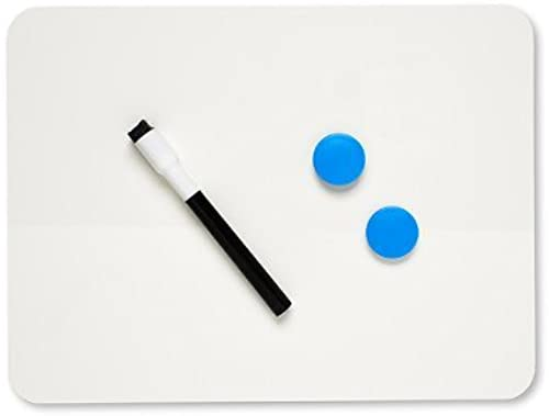 PLAIN & PLAIN DRY ERASE BOARDS by MotivationUSA