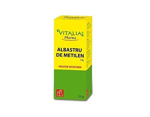 Blu metilene 1%, 25 g, Vitalia