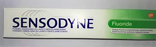 Sensodyne mit Flourid Doppelpack, 2 x 75 ml
