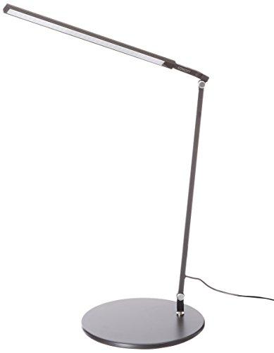 KONCEPT Z Bar Mini - Lámpara de escritorio LED de alta potencia, color plateado