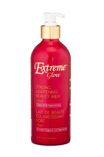 Extreme Glow Strong Lightening Beauty Milk with Argan Oil & Vegeclairine 500ml
