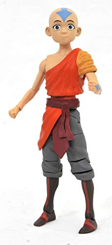 DIAMOND SELECT TOYS Avatar The Last Airbender: Aang Action Figure