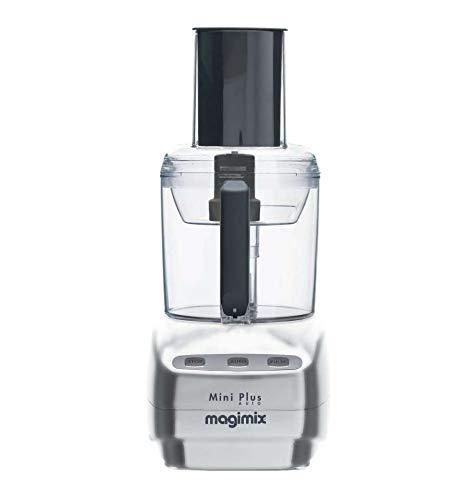 Magimix Küchenmaschine Le Mini Plus Glänzende Chrom