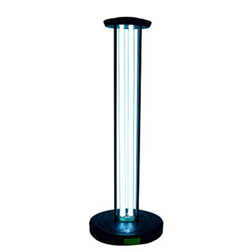 Lampada per Sterilizzazione UV Lampada,Lampada Antiacaro All'ozono da 38 W, Tasso Antibatterico 99%,Telecomando Senza Fili,per Hotel Guardaroba Domestico Area Animali Domestici per Auto