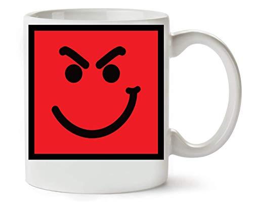 Wicked Design Bon Jovi Have A Nice Day Album Cover Tasse Classique de thé Tasse de café