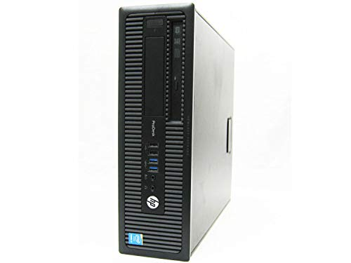 【中古パソコン】HP ProDesk 600 G1(SFF) ■ Core i7-4790/メモリ 16GB/HDD 1TB/DVDスーパーマルチ/Windows10Pro【Office最新版】