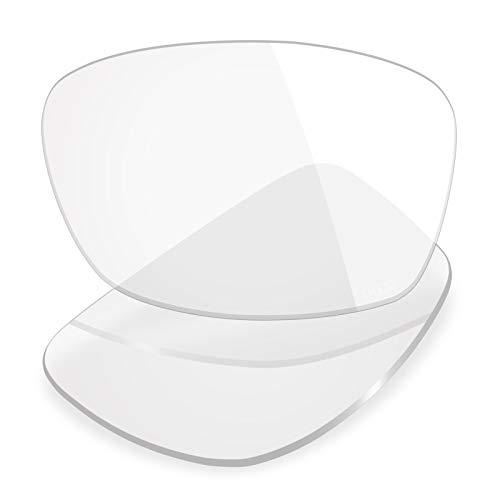 Mryok + Polarisierte Ersatzgläser für Oakley Hijinx - HD Clear