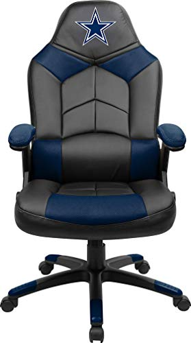 Imperial Officially Licensed NFL Furniture; Oversized Gaming Chairs, Dallas Cowboys