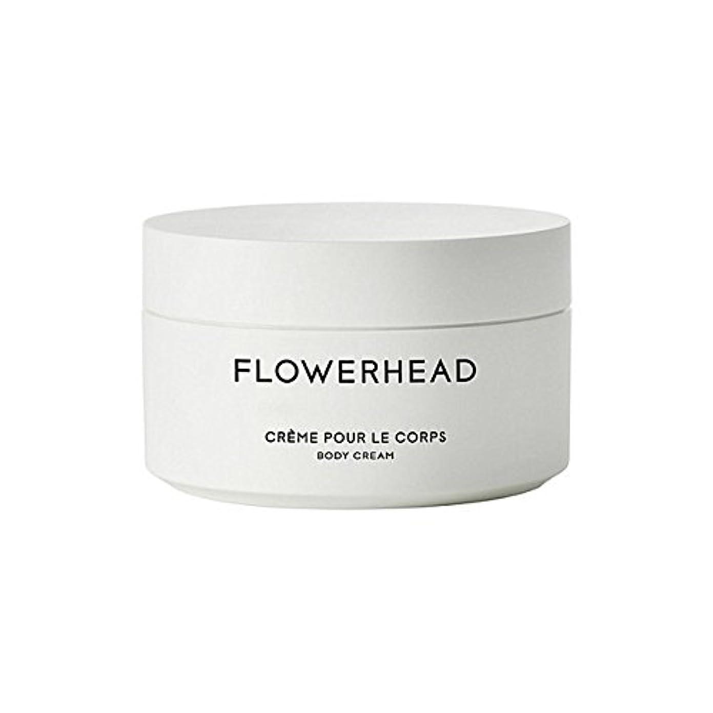 学習者許容できる建設Byredo Flowerhead Body Cream 200ml (Pack of 6) - ボディクリーム200ミリリットル x6 [並行輸入品]