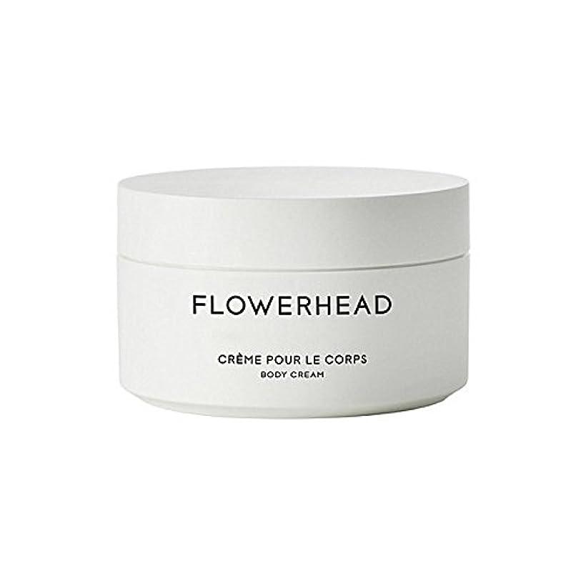 メロディアス海繰り返すボディクリーム200ミリリットル x4 - Byredo Flowerhead Body Cream 200ml (Pack of 4) [並行輸入品]