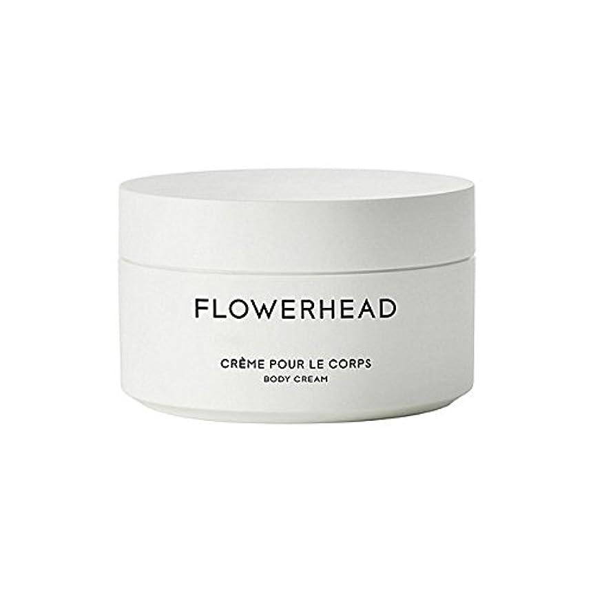 実業家ファッション繊細Byredo Flowerhead Body Cream 200ml - ボディクリーム200ミリリットル [並行輸入品]