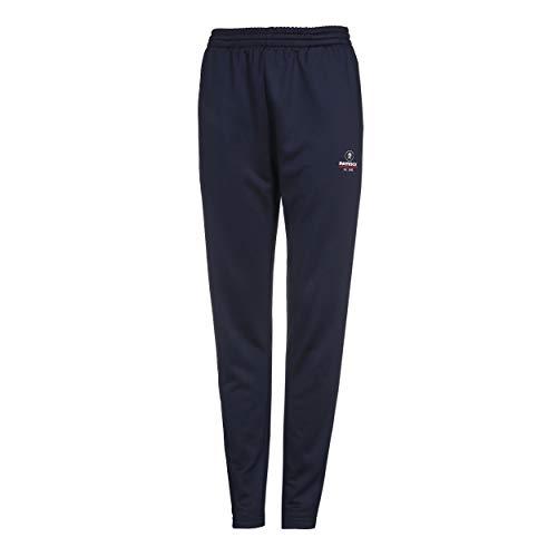 Patrick Exclusive Line - Pantalones de chándal para mujer, ideales para fitness, fútbol, tenis de mesa, jogging, badmitón y tenis, color negro, Mujer, azul marino, extra-small