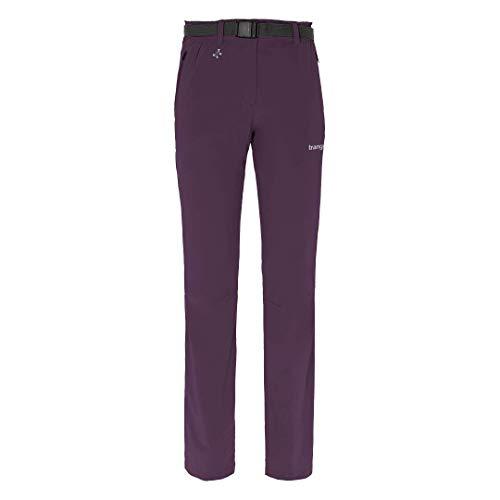 Trangoworld DEBA Pantalon Femme, Violet, s