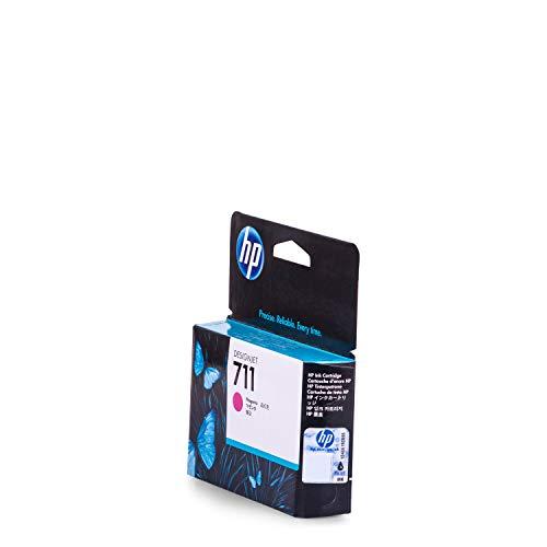 Cartuccia originale per stampante HP DESIGNJET T 520HP 711CZ131A–Premium cartuccia–Magenta–29ml