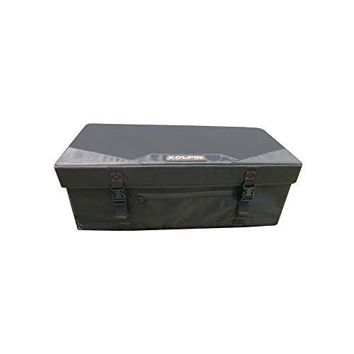 Kolpin koffer, halfvast, ATV/UTV, 80 l, zwart